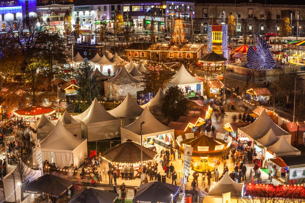 Galway Continental Christmas Market 2014